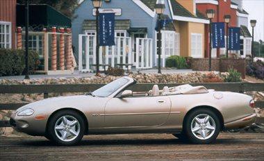 jaguar xk8 gallery
